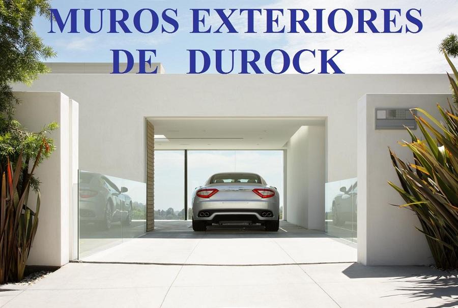 Tablaroca Muros Durock Arquitectonicos (2)