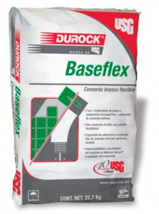 BASEFLEX para DUROCK