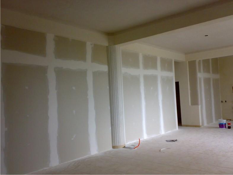 Muro 35 ver precios en linea tablaroca guadalajara for Plafones de madera pared