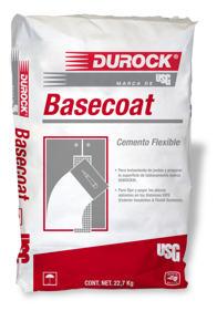 Basecoat para Durock