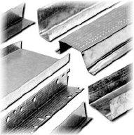 Perfiles Metalicos para Muros de Tablaroca y Durock